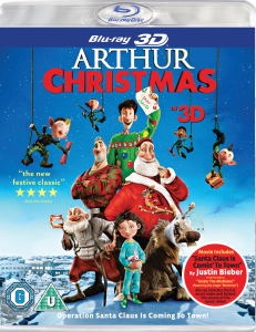 Arthur Christmas 3D (Inclusief UltraViolet Copy)