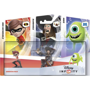 Disney Infinity: Sidekicks 3-IGPs Pack