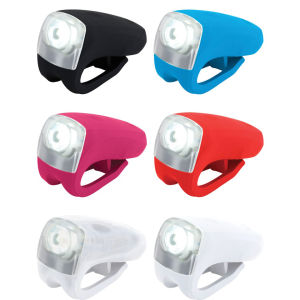 Knog Boomer Front 1 LED Cycle Light