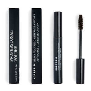 KORRES Volcanic Minerals Mascara - 02 Brown (New)