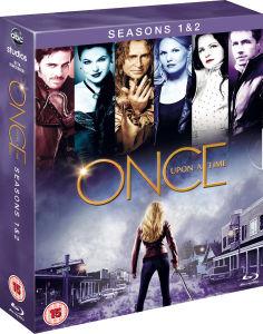 Once Upon A Time - Season 1 and 2