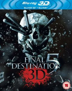 Final Destination 5 3D (enthält 2D Version)