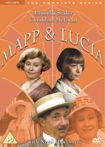 Mapp And Lucia (Three Discs)