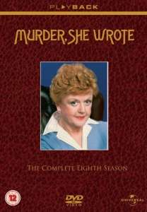 Murder, She Wrote - The Complete 8th Season