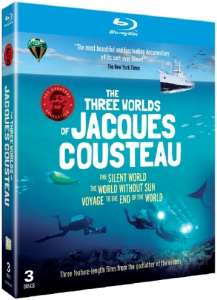Jacques Cousteau Movie Verzameling