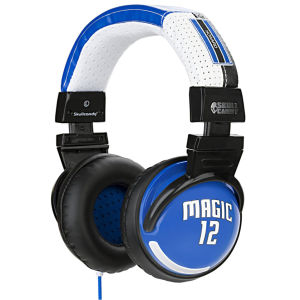 Skullcandy: Dwight Howard Hesh DJ Headphone (NBA Magic Colours)