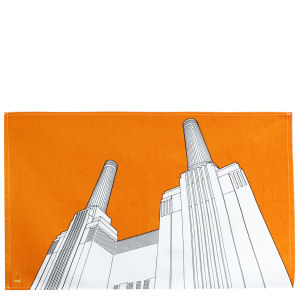 Battersea Power Station Tea Towel by People Will Always Need Plates