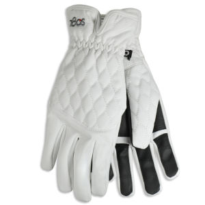 180s Women's Keystone Gloves - White
