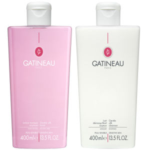 Gatineau Gentle Silk Cleanser and Toner
