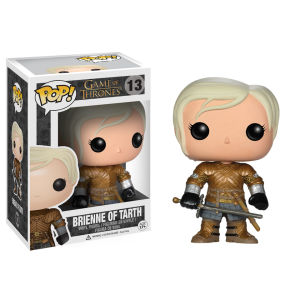 Game of Thrones Brienne of Tarth Funko Pop! Figuur