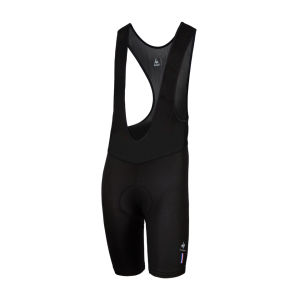 Le Coq Sportif Men's Cycling Performance Volp Bib Short - Black