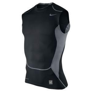 Nike Men's Hypercool Compression Sleeveless Top 2.0 - Black