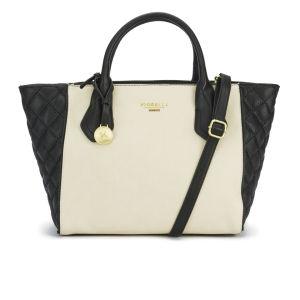 Fiorelli Mani Tote Bag - Monochrome Quilt