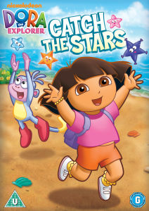 Dora Explorer - Dora Catch Stars