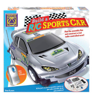 Creative Toys Build a R/C Sports Car