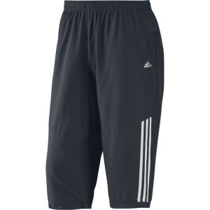 adidas Men's Classic 3/4 Length Pants - Nightshade Grey