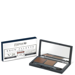 Eylure Brow Palette - Marrón medio