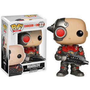 Evolve Markov Pop! Vinyl Figure