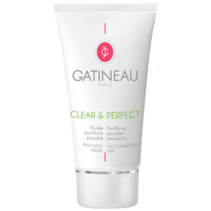 Emulsión en polvo purificadora Clear & Perfect de Gatineau 50 ml