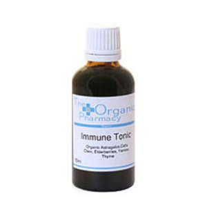 The Organic Pharmacy Immune Tonic Tincture 50ml