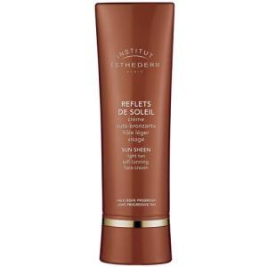 Institut Esthederm Sun Sheen Light Tan Self-Tanning Face Cream 50ml