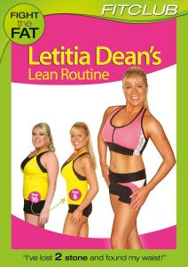 Letitia Dean's Lean Routine
