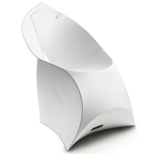 Flux Junior Chair - Pure White