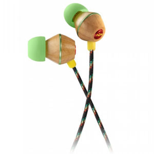 The House of Marley People Get Ready Earphones - Roots