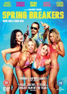 Spring Breakers (Bevat UltraViolet Copy)