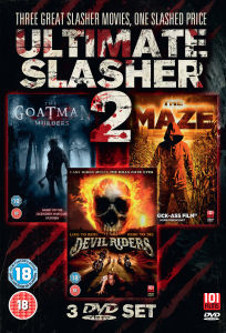 Ultimate Slasher Box Set 2