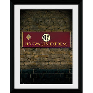 Harry Potter Platform 9 3/4 - 30x40 Collector Prints