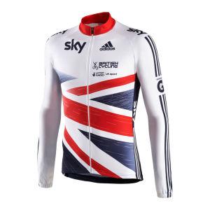 Adidas British Cycling Team Ls Jersey - 2013