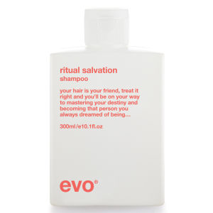 Shampoo Ritual Salvation da Evo (300 ml)