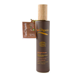 TanOrganic Certified Organic Self-Tan - Brown (100 ml)