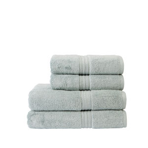Christy Plush Towel - Duck Egg