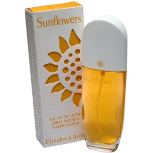 Elizabeth Arden Sunflowers Edt Spray (50ml)
