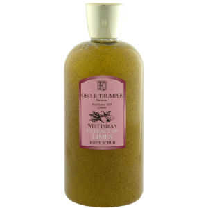 Trumpers Limes Body Scrub - 500ml Travel