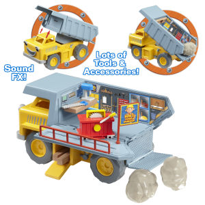 Bob The Builder - Rubble Construction Playset