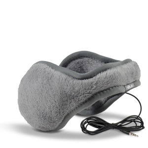 180s Women's Lush Headphone Earwarmers - Frost Gray - One Size