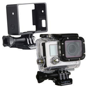 GoPro Hero3 Silver Edition Bundle (inc GoPro the Frame)