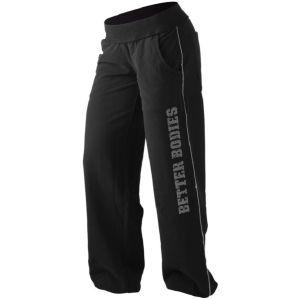 Better Bodies Baggy Soft Pants - Black