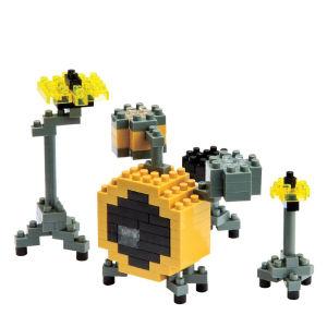 Nanoblock Drumset