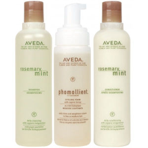 Aveda Fine Hair Pack (3 Products)