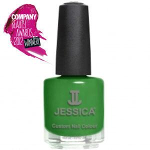JESSICA CUSTOM NAIL COLOUR - MINT MOJITO GREEN (14.8ML)