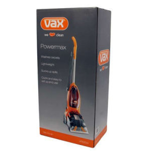 Vax VRS6W Powermax Carpet Washer (500w)