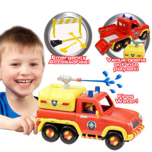 Fireman Sam - Venus Rescue Vehicle Playset