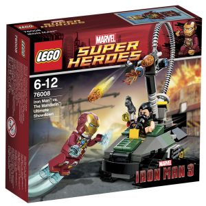 LEGO Iron Man vs. The Mandarin: Ultimate (76008)