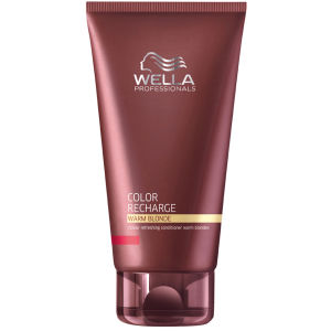 Wella Professionals Color Recharge Conditioner 暖金色 (200毫升)