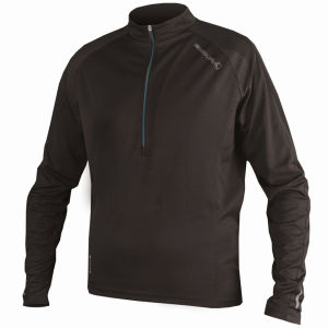 Endura Xtract L/S Jersey - Black