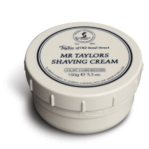Taylor of Old Bond Street Barberkrem Bowl (150g) - Mr Taylor